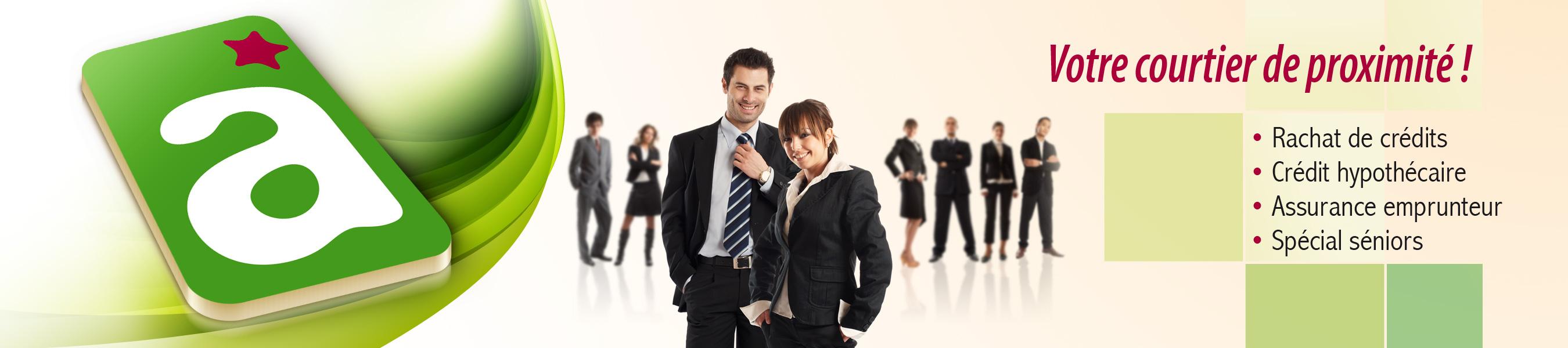 Agevar spécialiste en rachat de crédit et crédit hypothécaire sur la région PACA