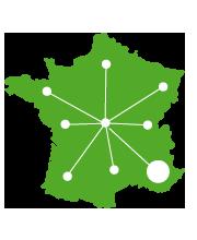 Agevar propose des rachats de crédits au travers d'un réseau national