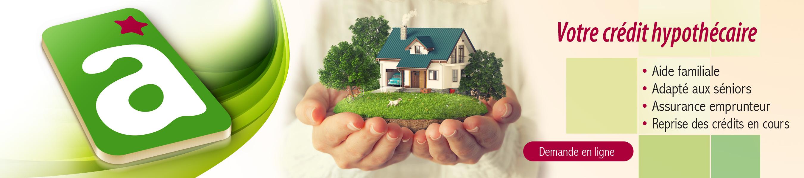 Grâce au crédit hypothécaire, faites reprendre vos crédits en cours pour obtenir de la trésorerie